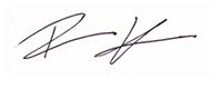 Robert Herdzik Signature